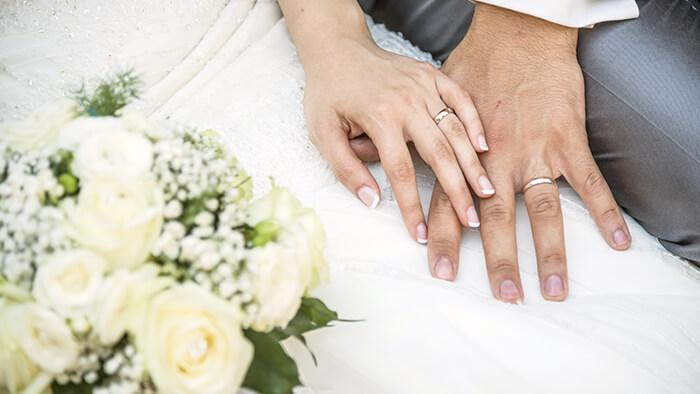 Les règles du mariage civil