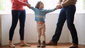 Séparation des parents : le droit de visite et d'hébergement