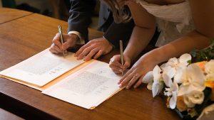 Mariage civil : quelles sont les démarches à réaliser ?
