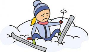 Au ski, il faut être préparé aux risques