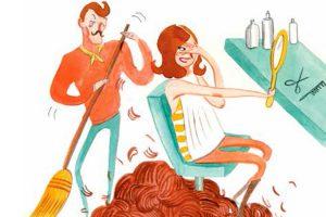Votre rendez-vous chez le coiffeur finit mal ? Que faire ?