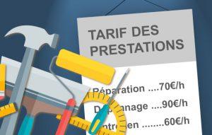 Professionnels du bâtiment et de l'équipement : de nouvelles obligations relatives à la transparence sur les prix