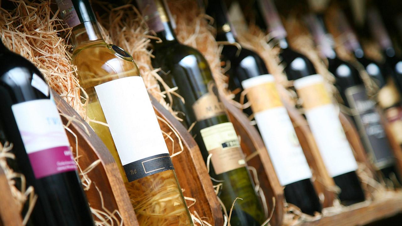 indication géographique protégée bouteille de vin