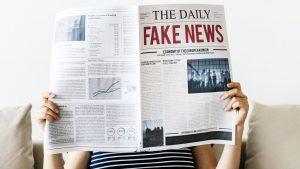 Fake news : que dit la loi ?