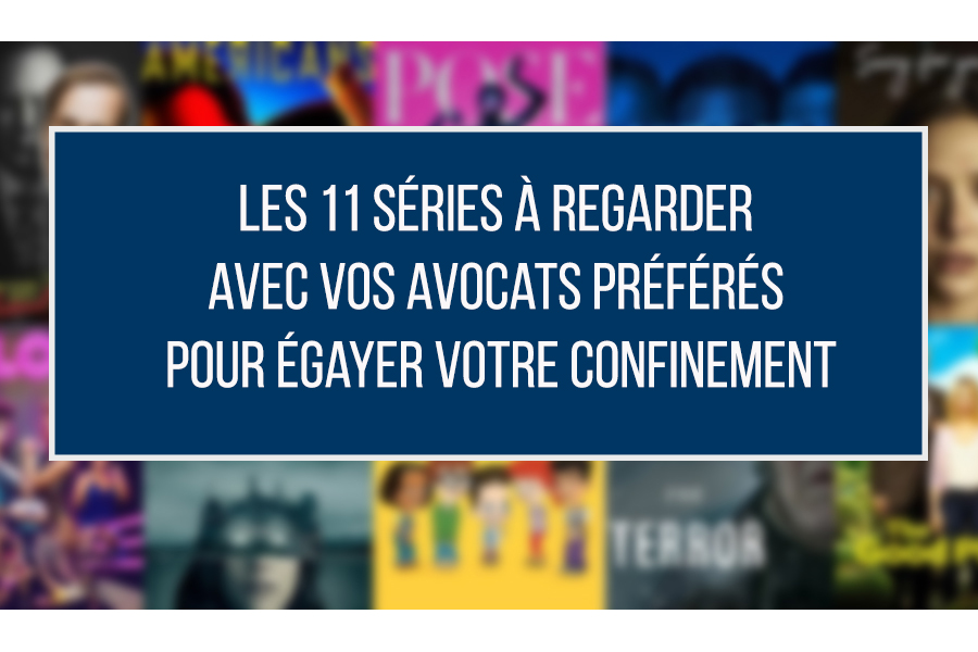 """Alt=""""Les 11 séries à regarder avec vos avocats préférés pour égayer votre confinement"""""""