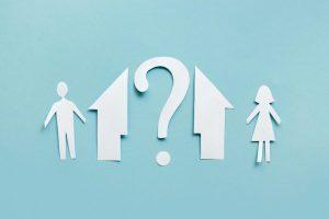 Comment garder une maison en cas de divorce ?