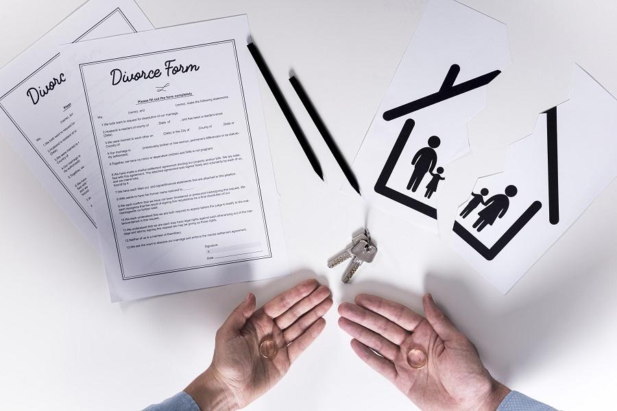"""Alt=""""Divorce à l'amiable avec bien immobilier : Nos conseils"""""""