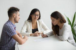 Qui paie les frais de notaire lors d'un divorce