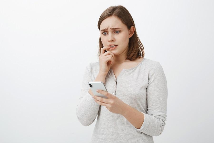"""Alt=""""Comment se débarrasser du harcèlement téléphonique ?"""""""