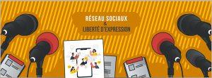Réseaux sociaux et liberté d'expression : quel cadre légal ?