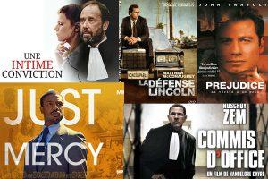 Top 5 des films sur les avocats à regarder pendant le confinement