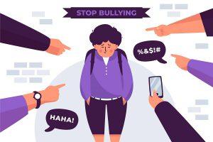 Harcelement moral sur mineur par un parent