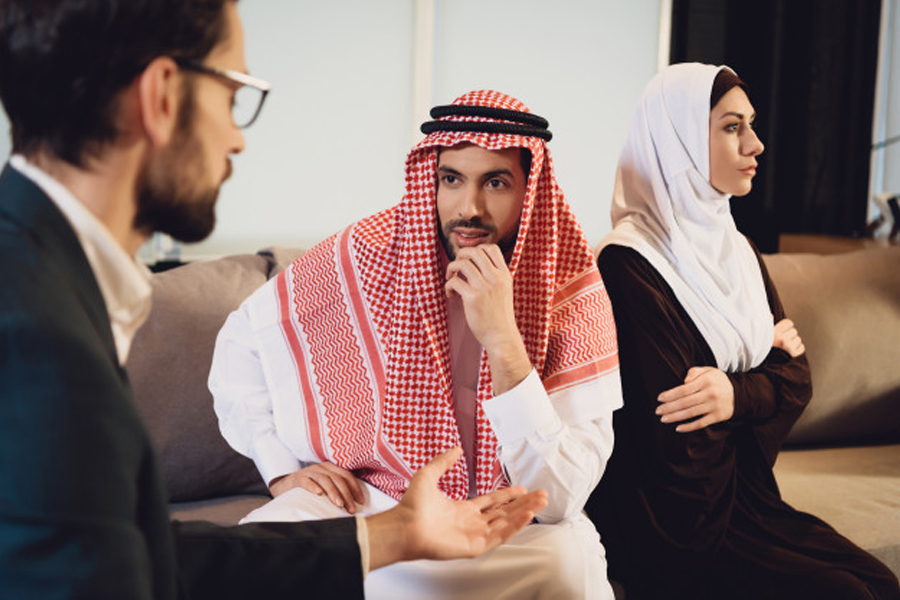 "Alt=Le divorce en Islam"""