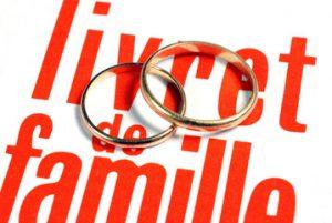 Livret de famille divorce