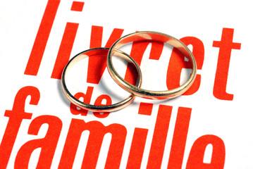 """Alt=""""Livret de famille divorce"""""""
