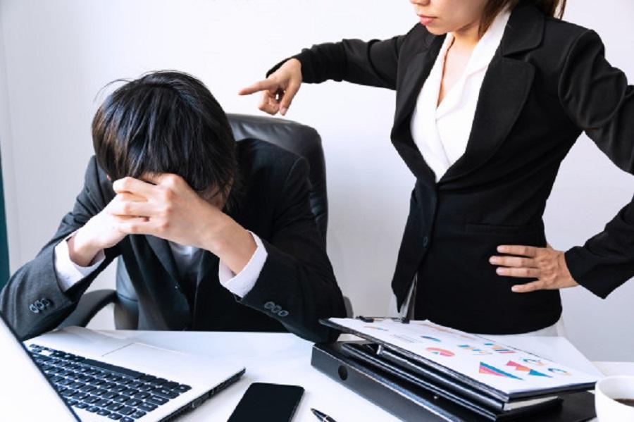 """Alt=""""Quel dédommagement pour harcèlement moral au travail ?"""""""