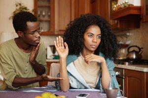 Refus de divorcer