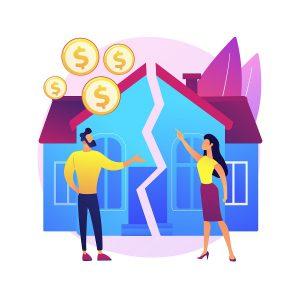 Vente maison avant procédure divorce