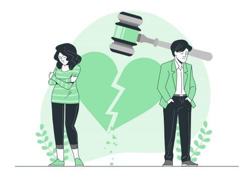 Divorce entre un Français et un étranger