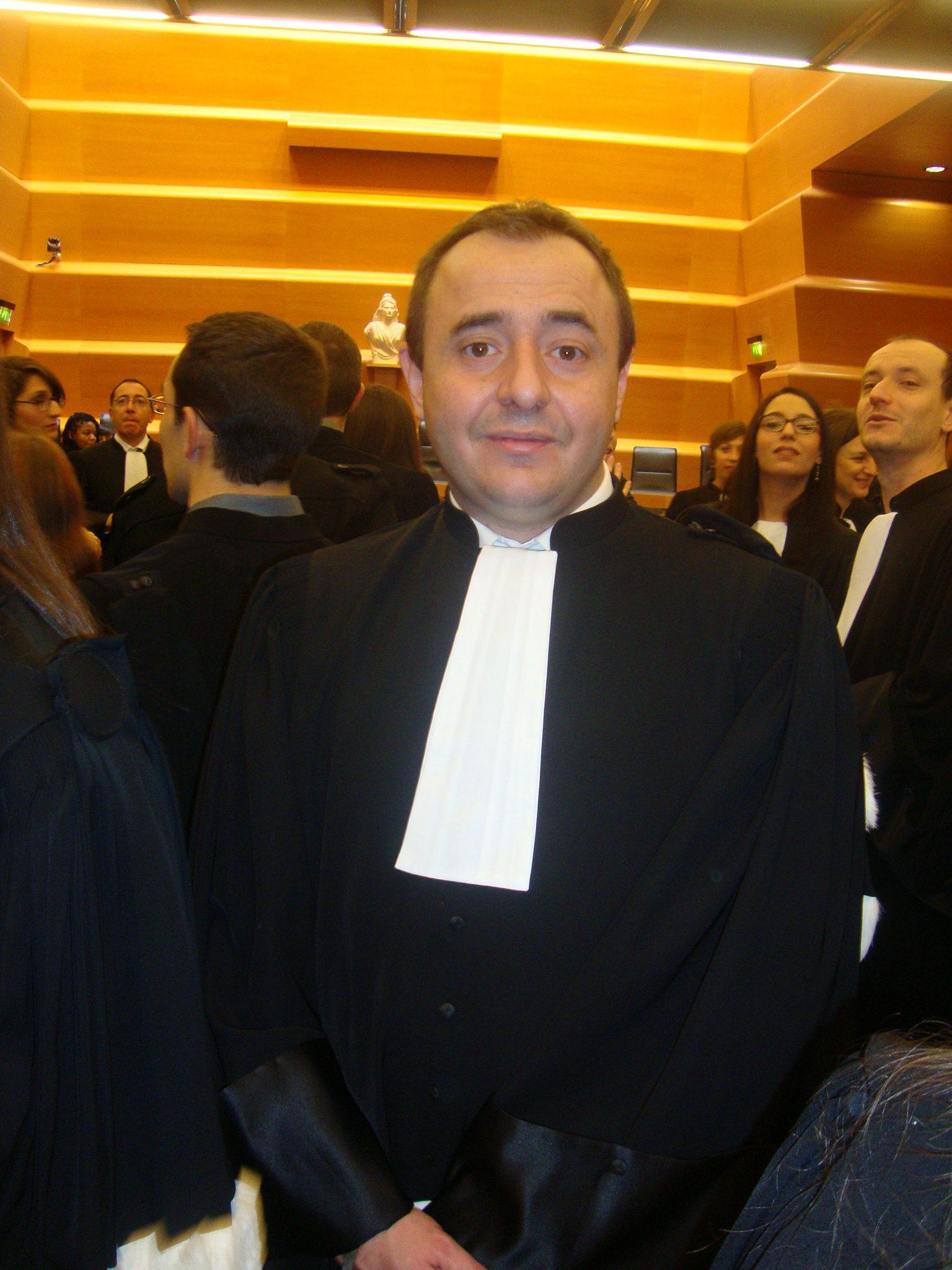 Pascal ARBEYAvocat IndépendantBourgoin-Jallieu