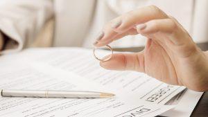 Déclaration sur l'honneur divorce