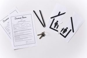 Divorce occupation à titre gratuit avec crédit en cours