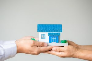 Instance de divorce et vente de maison