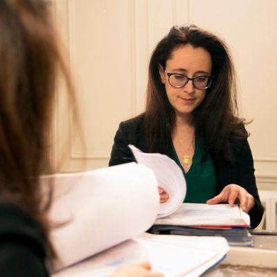 Maître Florence ESTIENNY-PUSTOC'H Paris
