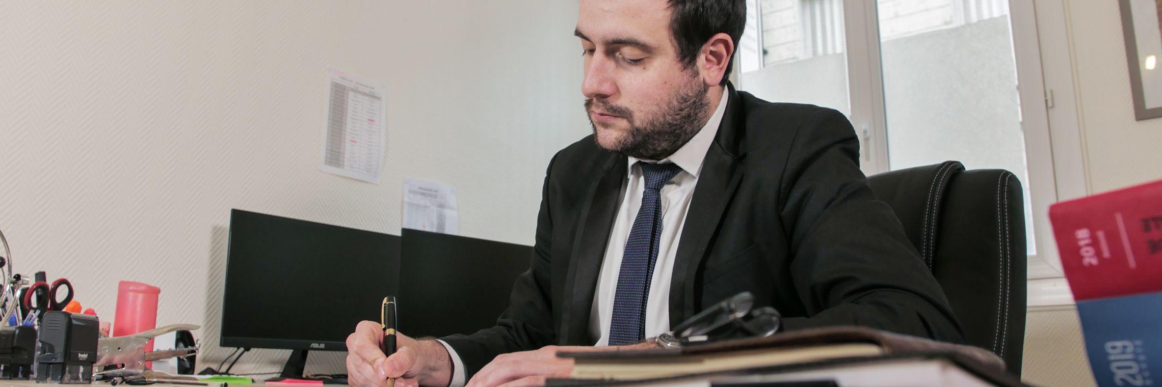 Maître Anthony ALEXANDRE