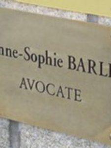 Maître Anne-Sophie BARLE Avocat Droit de la Famille Vannes