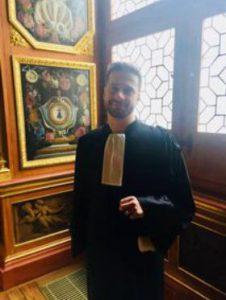 Maître Thomas MERIEN Avocat Lyon