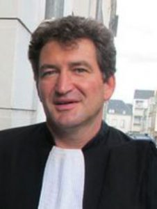 Maître Bertrand SALQUAIN Avocat Saint-Herblain