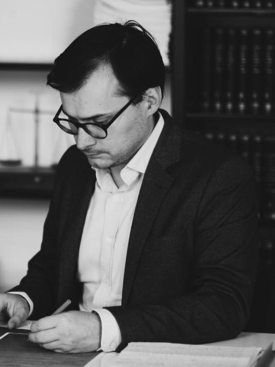 Benjamin BIZZARRI Avocat Droit Administratif et Public Strasbourg