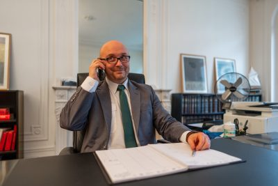 Maitre Stéphane Hugues MATHIEU Avocat Paris