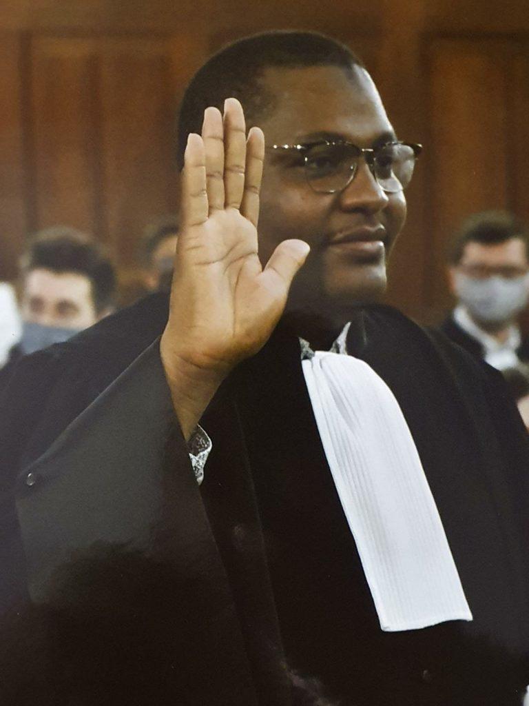 Maître Bachirou AMADOU ADAMOU Avocat Droit des Étrangers Montpellier