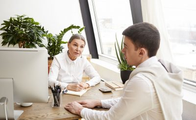 Convocation à un entretien préalable à une éventuelle sanction disciplinaire