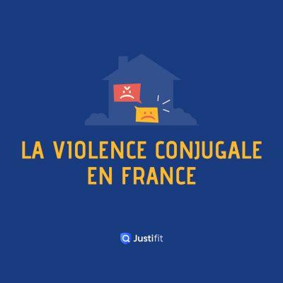 La violence conjugale en France, les chiffres !