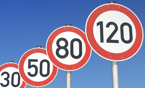 Infractions routières : délit et peine