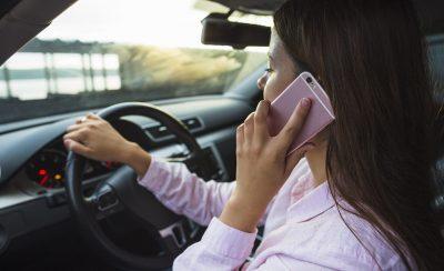 Téléphone au volant : quelles sanctions ?